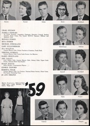 Page 105, 1959 Edition, C E Byrd High School - Gusher Yearbook (Shreveport, LA) online yearbook collection