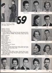 Page 107, 1959 Edition, C E Byrd High School - Gusher Yearbook (Shreveport, LA) online yearbook collection