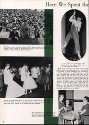 Page 14, 1959 Edition, C E Byrd High School - Gusher Yearbook (Shreveport, LA) online yearbook collection