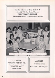 Page 384, 1959 Edition, C E Byrd High School - Gusher Yearbook (Shreveport, LA) online yearbook collection