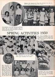 Page 417, 1959 Edition, C E Byrd High School - Gusher Yearbook (Shreveport, LA) online yearbook collection