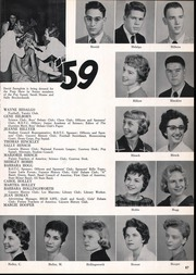 Page 91, 1959 Edition, C E Byrd High School - Gusher Yearbook (Shreveport, LA) online yearbook collection