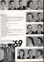 Page 93, 1959 Edition, C E Byrd High School - Gusher Yearbook (Shreveport, LA) online yearbook collection
