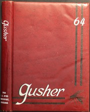 1964 Edition, C E Byrd High School - Gusher Yearbook (Shreveport, LA)