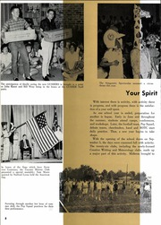 Page 12, 1964 Edition, C E Byrd High School - Gusher Yearbook (Shreveport, LA) online yearbook collection
