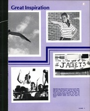 Page 13, 1982 Edition, C E Byrd High School - Gusher Yearbook (Shreveport, LA) online yearbook collection