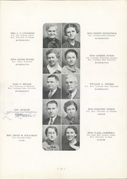 Page 15, 1937 Edition, Bolton High School - Bruin Yearbook (Alexandria, LA) online yearbook collection