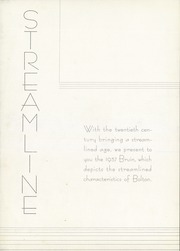 Page 6, 1937 Edition, Bolton High School - Bruin Yearbook (Alexandria, LA) online yearbook collection