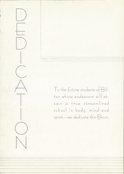 Page 8, 1937 Edition, Bolton High School - Bruin Yearbook (Alexandria, LA) online yearbook collection