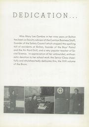 Page 13, 1944 Edition, Bolton High School - Bruin Yearbook (Alexandria, LA) online yearbook collection