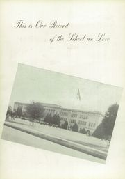 Page 6, 1944 Edition, Bolton High School - Bruin Yearbook (Alexandria, LA) online yearbook collection