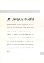 Page 16, 1947 Edition, Bolton High School - Bruin Yearbook (Alexandria, LA) online yearbook collection