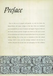Page 8, 1957 Edition, Bolton High School - Bruin Yearbook (Alexandria, LA) online yearbook collection