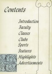 Page 9, 1957 Edition, Bolton High School - Bruin Yearbook (Alexandria, LA) online yearbook collection