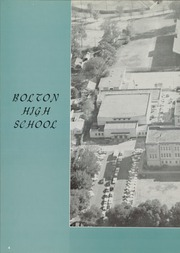 Page 8, 1960 Edition, Bolton High School - Bruin Yearbook (Alexandria, LA) online yearbook collection
