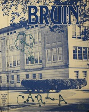 Page 1, 1986 Edition, Bolton High School - Bruin Yearbook (Alexandria, LA) online yearbook collection