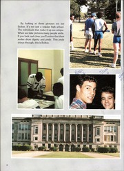 Page 10, 1986 Edition, Bolton High School - Bruin Yearbook (Alexandria, LA) online yearbook collection