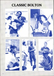 Page 8, 1986 Edition, Bolton High School - Bruin Yearbook (Alexandria, LA) online yearbook collection