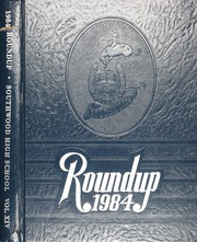 1984 Edition, Southwood High School - Roundup Yearbook (Shreveport, LA)