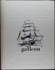 Page 1, 1975 Edition, Huntington High School - Galleon Yearbook (Shreveport, LA) online yearbook collection