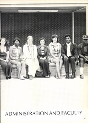 Page 17, 1975 Edition, Huntington High School - Galleon Yearbook (Shreveport, LA) online yearbook collection