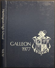 Page 1, 1977 Edition, Huntington High School - Galleon Yearbook (Shreveport, LA) online yearbook collection