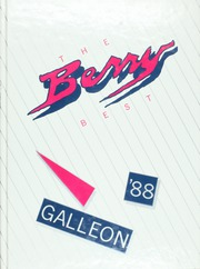 Page 1, 1988 Edition, Huntington High School - Galleon Yearbook (Shreveport, LA) online yearbook collection
