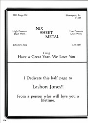 Page 282, 1988 Edition, Huntington High School - Galleon Yearbook (Shreveport, LA) online yearbook collection