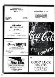 Page 286, 1988 Edition, Huntington High School - Galleon Yearbook (Shreveport, LA) online yearbook collection