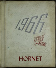 1966 Edition, Franklin High School - Hornet Yearbook (Franklin, LA)