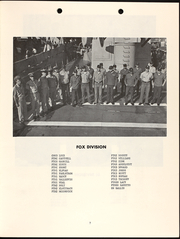 Page 7, 1975 Edition, Halsey (CG 23) - Naval Cruise Book online yearbook collection