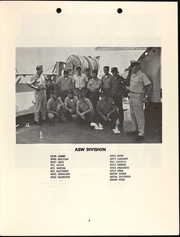 Page 9, 1975 Edition, Halsey (CG 23) - Naval Cruise Book online yearbook collection