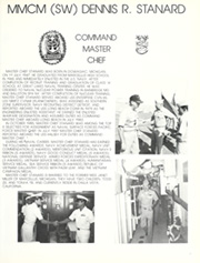 Page 11, 1988 Edition, Halsey (CG 23) - Naval Cruise Book online yearbook collection