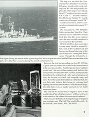 Page 13, 1993 Edition, Halsey (CG 23) - Naval Cruise Book online yearbook collection