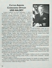Page 16, 1993 Edition, Halsey (CG 23) - Naval Cruise Book online yearbook collection