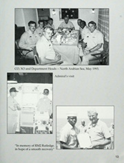 Page 17, 1993 Edition, Halsey (CG 23) - Naval Cruise Book online yearbook collection