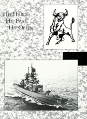 Page 6, 1993 Edition, Halsey (CG 23) - Naval Cruise Book online yearbook collection