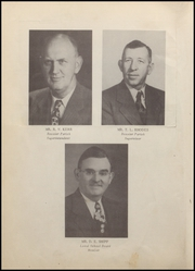 Page 12, 1950 Edition, Haughton High School - Treasure Chest Yearbook (Haughton, LA) online yearbook collection