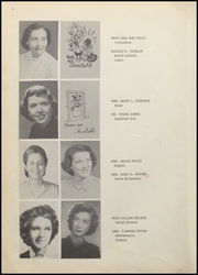 Page 14, 1952 Edition, Haughton High School - Treasure Chest Yearbook (Haughton, LA) online yearbook collection