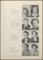 Page 15, 1952 Edition, Haughton High School - Treasure Chest Yearbook (Haughton, LA) online yearbook collection