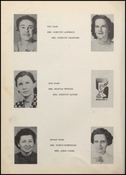 Page 16, 1952 Edition, Haughton High School - Treasure Chest Yearbook (Haughton, LA) online yearbook collection