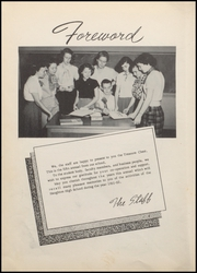 Page 8, 1952 Edition, Haughton High School - Treasure Chest Yearbook (Haughton, LA) online yearbook collection