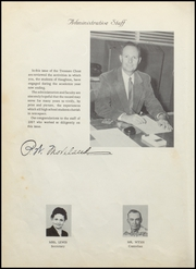 Page 10, 1957 Edition, Haughton High School - Treasure Chest Yearbook (Haughton, LA) online yearbook collection