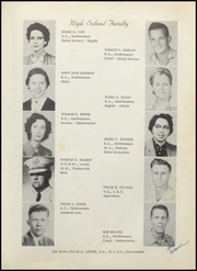 Page 11, 1957 Edition, Haughton High School - Treasure Chest Yearbook (Haughton, LA) online yearbook collection