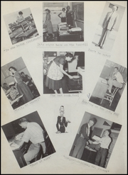 Page 12, 1957 Edition, Haughton High School - Treasure Chest Yearbook (Haughton, LA) online yearbook collection