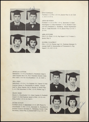 Page 14, 1957 Edition, Haughton High School - Treasure Chest Yearbook (Haughton, LA) online yearbook collection