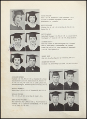 Page 16, 1957 Edition, Haughton High School - Treasure Chest Yearbook (Haughton, LA) online yearbook collection