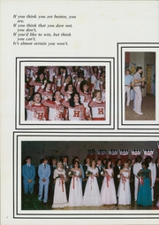 Page 6, 1982 Edition, Haughton High School - Treasure Chest Yearbook (Haughton, LA) online yearbook collection
