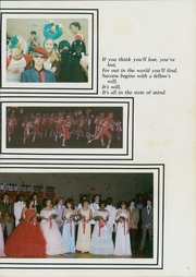 Page 7, 1982 Edition, Haughton High School - Treasure Chest Yearbook (Haughton, LA) online yearbook collection