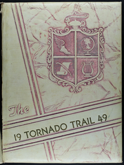 1949 Edition, Hammond High School - Tornado Trail Yearbook (Hammond, LA)